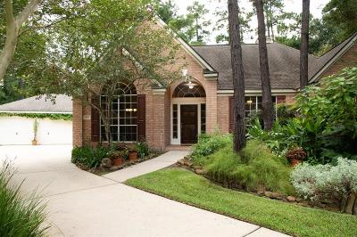 The Woodlands Single Family Home For Sale: 135 Little Mill Place