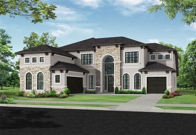Sugar land Single Family Home For Sale: 5711 Paroo Canyon Lane
