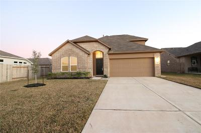 Texas City Single Family Home For Sale: 7811 Amber Court
