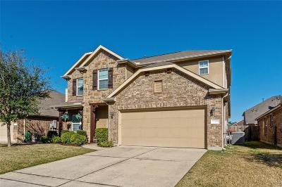 Kingwood Single Family Home For Sale: 21499 Kings Bend Drive