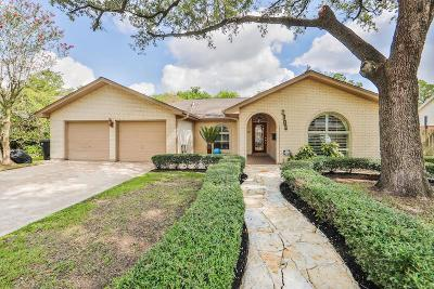 Houston Single Family Home For Sale: 2306 Carleen Road