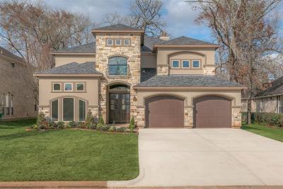 Montgomery Single Family Home For Sale: 85 La Costa Drive