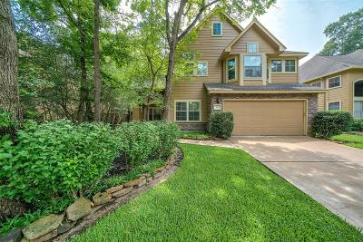 The Woodlands Single Family Home For Sale: 46 E Greywing Circle