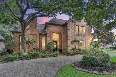 Katy Single Family Home For Sale: 1647 Leatherwood Drive