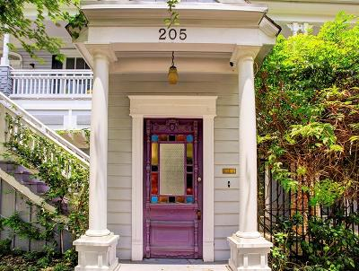 Houston Single Family Home For Sale: 205 E 5th Street