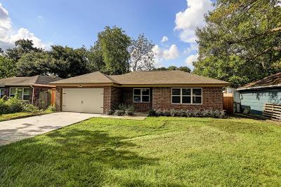 Houston Single Family Home For Sale: 9618 Westview Drive