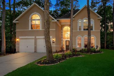 The Woodlands Single Family Home For Sale: 22 S Bristol Oak Circle