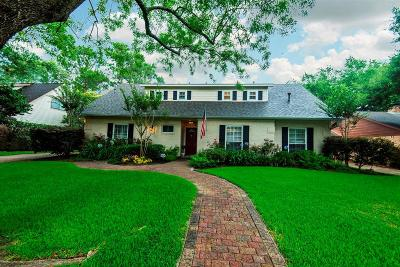 Houston Single Family Home For Sale: 12442 Carriage Hill Drive