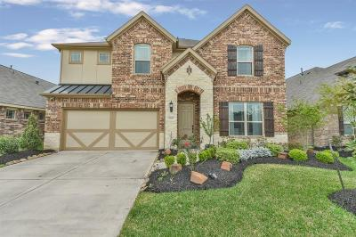 Kingwood Single Family Home For Sale: 21408 Kings Guild Lane
