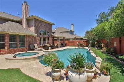 Katy Single Family Home For Sale: 26227 Salt Creek Lane