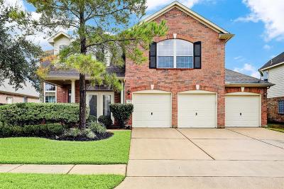 Pearland Single Family Home For Sale: 3103 Decker Field Lane