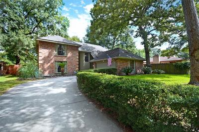 Houston Single Family Home For Sale: 3427 Riverwood Park Drive