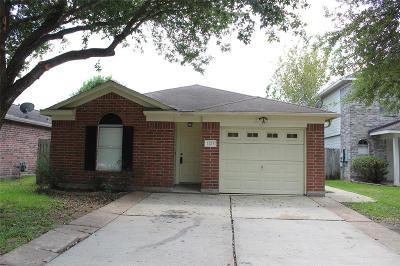 Harris County Rental For Rent: 1123 Willersley Lane