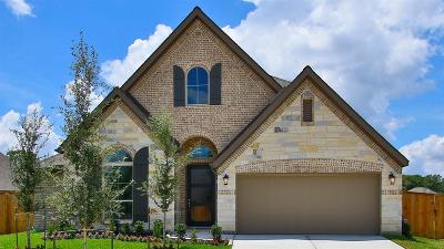 New Caney Single Family Home For Sale: 23500 Kenworth Drive