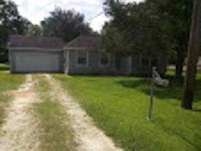 Liberty Single Family Home For Sale: 2258 Fm 770 Road N