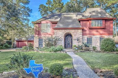 Kingwood Single Family Home For Sale: 2015 Shady Branch Drive