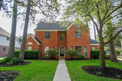 Tomball Single Family Home For Sale: 16422 Finborough Drive