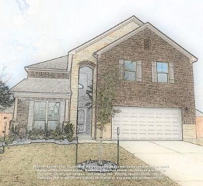 New Caney Single Family Home For Sale: 18715 Kelly Meadows Lane