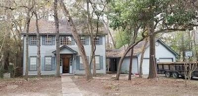 The Woodlands Single Family Home For Sale: 6 W Trace Creek Drive