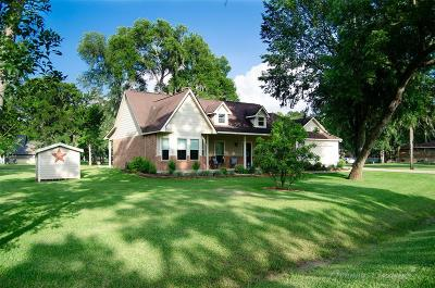 Simonton Single Family Home For Sale: 1026 Pony Lane #PONY