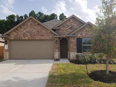 Conroe Single Family Home For Sale: 7310 Masquerade Lane