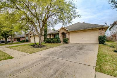 Houston Single Family Home For Sale: 16314 Leedswell Lane