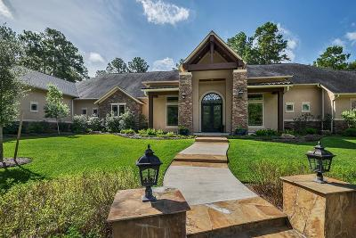 Magnolia Single Family Home For Sale: 28432 Meadow Forest