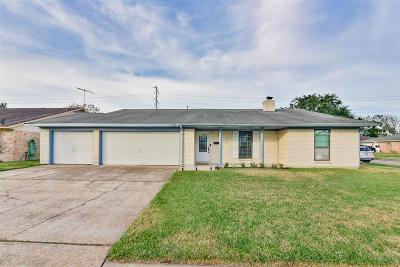 Deer Park Single Family Home For Sale: 1125 Brenda Drive
