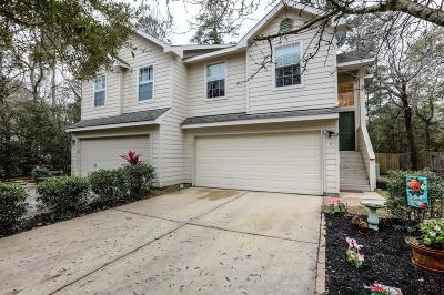 The Woodlands Condo/Townhouse For Sale: 7 Marble Rock Place