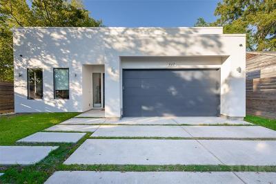 Houston Single Family Home For Sale: 3507 Amos Street