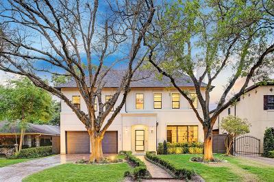 Houston Single Family Home For Sale: 4722 Shetland Lane