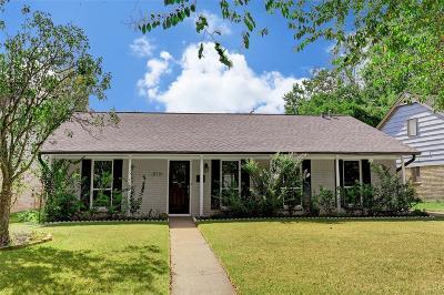 Houston Single Family Home For Sale: 10710 Landsdowne Drive