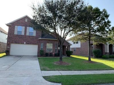 Katy Single Family Home For Sale: 5034 Big Meadow Lane