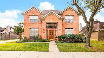 Houston Single Family Home For Sale: 14123 Woodville Gardens Drive
