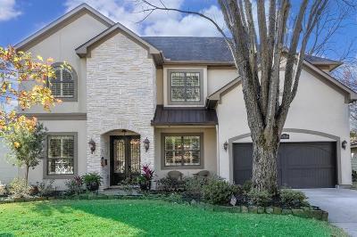Houston Single Family Home For Sale: 1719 Lamonte Lane