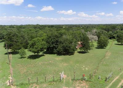 Lavaca County Country Home/Acreage For Sale: 1163 County Road 532a