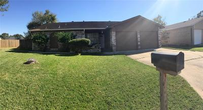 Houston Single Family Home For Sale: 11506 Waxwood Drive
