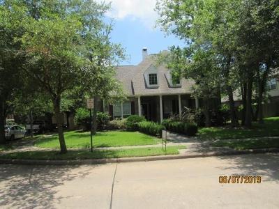 Missouri City Single Family Home For Sale: 10226 Shipmans Landing Drive