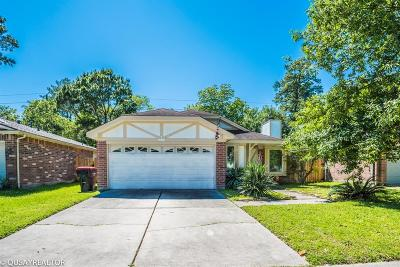 Houston Single Family Home For Sale: 12647 Timbermeadow Drive