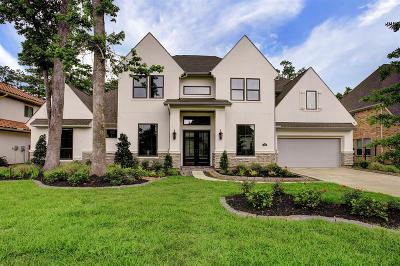 The Woodlands Single Family Home For Sale: 43 Pondera Point Drive