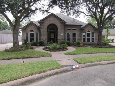 League City TX Single Family Home For Sale: $279,000