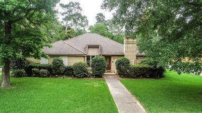 Kingwood Single Family Home For Sale: 3402 Evergreen Glade Drive