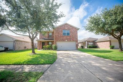 Single Family Home For Sale: 17131 Hilton Hollow Drive