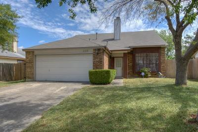 San Antonio Single Family Home For Sale: 5122 Lakebend East Drive
