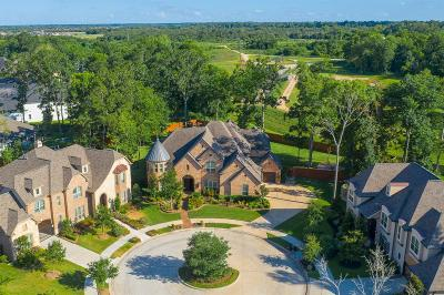Fort Bend County Single Family Home For Sale: 3 Lake Garda Drive