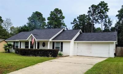 Conroe Single Family Home For Sale: 10626 Royal Cavins Drive