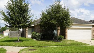 Cypress Single Family Home For Sale: 15522 Anton Drive