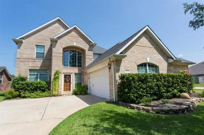 Tomball Single Family Home For Sale: 9902 Edgewood Manor Court