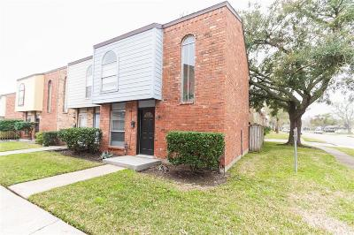 Houston TX Condo/Townhouse For Sale: $97,440