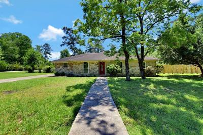 Conroe Single Family Home For Sale: 215 Sherbrook Circle